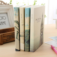 Stationery notebook notepad multi-colored diary FREE SHIPPING