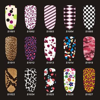 Double fashion nail art full nail polish oil convenience sparkling star fancy thin