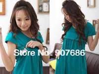 New Style Pregnant Dress Summer Maternity Dress Fashion And Beautiful Women Dress #5001