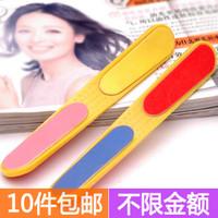 1 4 finger file nail art finger good helper