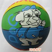 Stock size3 rubber basketball kid size basketball best toy gfit 100pcs/lot