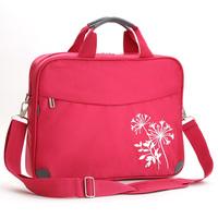 Elegant 13 14 male women's portable laptop bag notebook bag