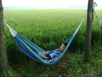 Canvas hammock outdoor hammock casual hammock 18