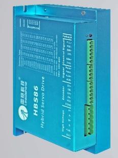 New Leadshine HBS86 Hybrid servo Drive 2 phase work 48V 80VDC out Max 8 2A 86HS80