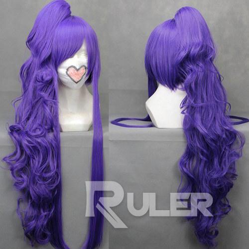 Ruler 90cmX Gakupo PurpleAnime + 1Clip 047A 28colors 1clip