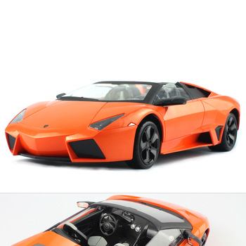 Lamborghini gift remote control open car remote control car electric toy 1.4