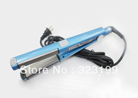 Hot Popular Pro Nano Titanium U styler Flat Iron Hair Straightener  for Brazil Free Shipping