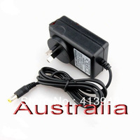 AC 100V-240V Converter Adapter DC 12V 2A Power Supply AU Plug 50PCS+ DHL Free shipping DC 5.5mm x 2.1mm 2000mA