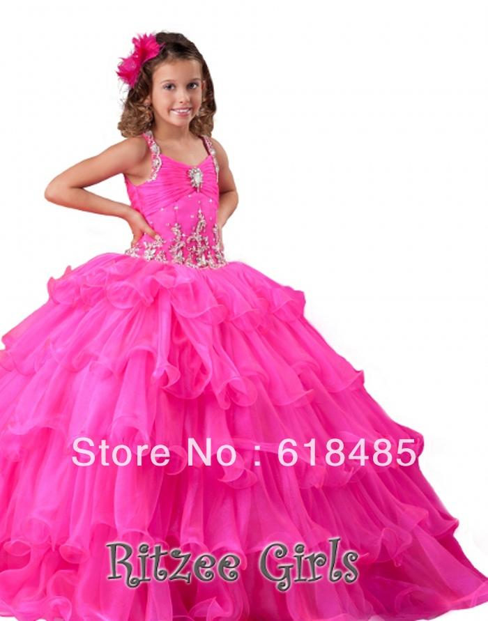 Girls Wholesale Party Dresses 13