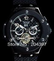 Luxury Men Automatic Mechanical Watch Sport dive Mens Watches JARAGAR Wrist watch Black dial