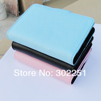 Leather carrying case cover for 4.3 5 inch T13 MP5 PDA GPS