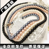 Lengthen women's fashion pearl belly chain plus size thin belt decoration brief beaded cronyism personality