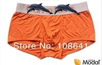 Free shipping,High Quality 200pcs/lot Men's Underwear Boxers Briefs Cotton Underwear Man Underwear Boxer Shorts Mix Order