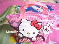 Beautiful Hello kitty bag lunch bag Handbag For gift #68