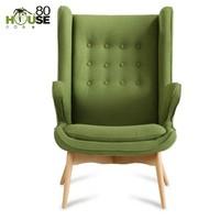 Classic fashion single person sofa chair chaise longue contracted leisure chair sofa chair meetings