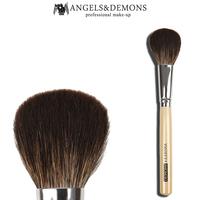Free shipping Make-up brush cosmetic brush loose powder brush powder brush animal soft wool