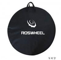 "ROSWHEEL MTB Road Mountain Bike Bicyle  Wheel Bag 73cm 26"" 700C  Cycling Single Wheel Pack Transport Carrier Carry Holder Bag"