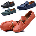 Free Shipping sneakers men boat shoes Driving Moccasins fashion trend casual men sailing shoes men Peas shoes flats man(China (Mainland))