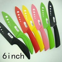 "6"" Chic Chefs Horizontal Ceramic Knife with 15CM-Blade Free Shipping"
