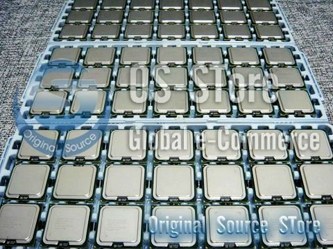 OEM Intel Xeon Server 3040 SL9TW SL9VT SLAC2 LGA775 CPU Processor 2MB 1066Mhz(China (Mainland))