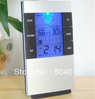 Free shipping !(2pcs/lot) thermometer wireless  TM004