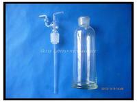 500ml Lab Glass Gas Washing Bottle