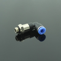 BSPP G Thread Extended Male Elbow  06-G01 Tee fittings Pipe fitting hose fittings air fittings