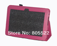 Wholesale PU leather case For Barnes Noble Nook HD 9inch 10pcs/lot mixed color DHL free shipping