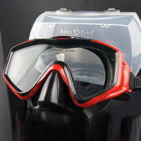 Professional-grade black silicone dive snorkeling diving glasses M153 mirror snorkeling diving equipment supplies