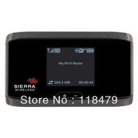 Ship by DHL/EMS Sierra AirCard 760S 4G LTE Mobile 4G Wifi Router Supporting LTE Frequency 1800/2100/2600 MHz