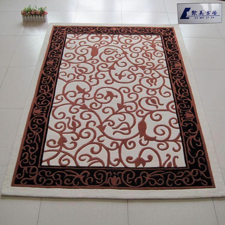 Tapis en pure laine achetez des lots petit prix tapis en pure laine en prov - Tapis classique laine ...