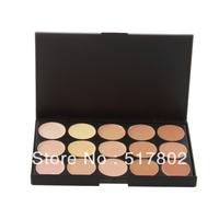 1set concealer makeup 15 color Eyeshadow Camouflage Concealer Palette Drop Shipping Wholesale