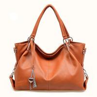 Free shipping- spring women's handbag fashion vintage fashionable casual messenger bag big bag