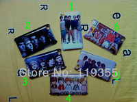 10pcs New One Direction Style Hard Back Plastic Case For  Ipod Touch 4 With Free Shipping -4T1012