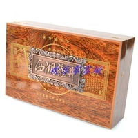 2012 west lake longjing tea gift box 150 quality wood gift box green tea set