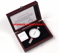 LX-A Shore Durometer Type A Rubber Hardness Gauge Tester Meter in Wood Case