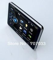 GPS DVR HD 1280*720 Dual Camera 3 in 1, GPS Navigation, front camera, rearview camera,  X7