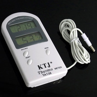 Ktj ta138a high accuracy thermometer electronic thermometer external temperature sensor