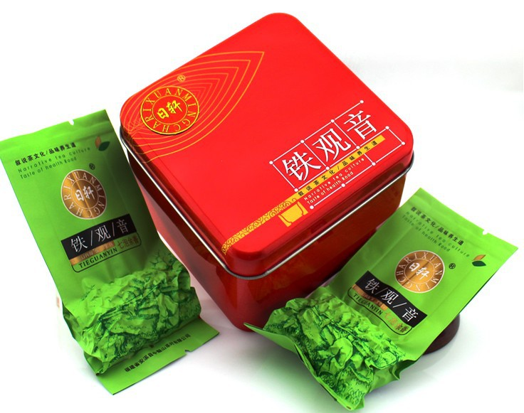 The Anxi premium flavor Tieguanyin back Gan good aromatic tea 70g(China (Mainland))