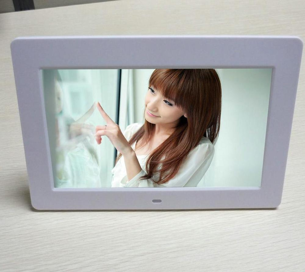 10 inch digital photo frame TFT screen 1024*768 pixel digital frame picture viewer with mp3 video play AV-out(China (Mainland))