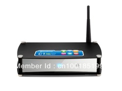 Kaiboer C1 Android 4.0 TV Box Amlogic 8726M1 ARM Cortex A9 Support wireless keyboard mouse APK BT Download(China (Mainland))