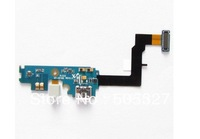 Free shipping for Samsun Galaxy S2 I9100 charging port connector with flex assembly