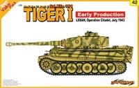 Dragon model 9142 1/35 Pz.Kpfw. VI Ausf.E Sd.Kfz.181 Tiger I Early Production