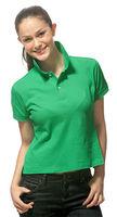 Wholesale 3 pcs summer black green 5 color  women female lady ladies' casual cotton polo shirt/blouse cloth top FZ-MW-TX