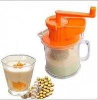 [Vic] Free shipping 1pes 2013 High-Quality Mini multifunctional hand Mill hand soya-bean milk machine, kitchen gadgets