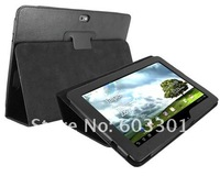 For Asus EeePad TF700T rotary case + Clear Screen Protector + Stylus Touch Pen, TF700 rotary cover protector, free shipping