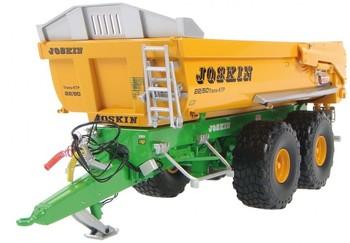 Uh2581 joskin trans-ktp tractor car alloy model