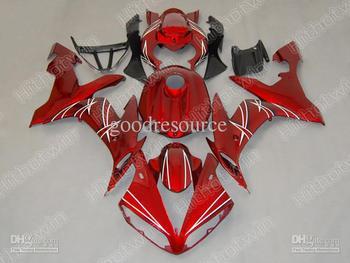 1 set bodywork ABS Fairings for 2004 2005 2006 YZF R1 YZFR1 04 05 06 YZF-R1 full fairing kit