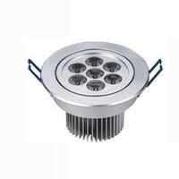 7w led ceiling light spotlights 7w led spotlight 85-265V warm white