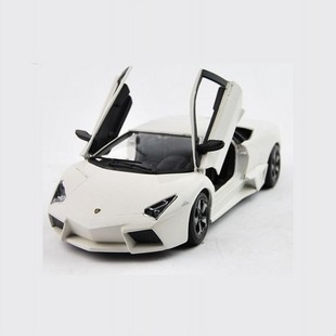 Speedy dgbas lamborghini murcielago lp640 alloy car model hard white